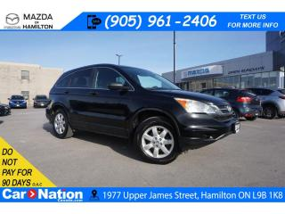 Used 2010 Honda CR-V LX | ALLOYS | CRUISE CONTROL | SAFETY CERTIFIED for sale in Hamilton, ON