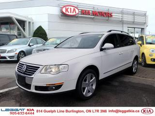 Used 2009 Volkswagen Passat 2.0T Comfortline for sale in Burlington, ON