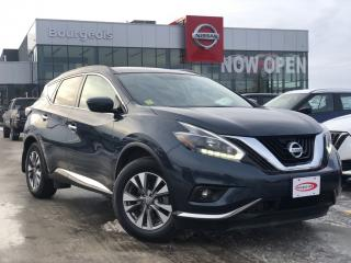 Used 2018 Nissan Murano SV HEATED SEATS, REVERSE CAMERA for sale in Midland, ON