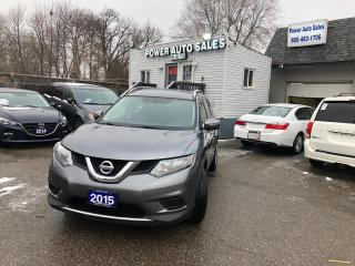 Used 2015 Nissan Rogue for sale in Brampton, ON