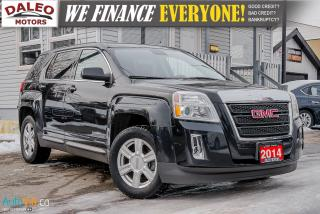 Used 2014 GMC Terrain SLE | BACK-UP CAM | HEATED SEATS | BLUETOOTH for sale in Hamilton, ON