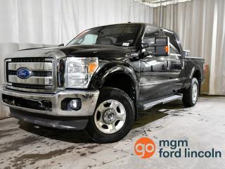 Used 2012 Ford F-250 Super Duty SRW XLT 4X4 CREW CAB 156 WB for sale in Red Deer, AB