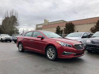 Used 2016 Hyundai Sonata 2.4L GL + HEATED FT SEATS + BACK-UP CAMERA + NO EXTRA DEALER FEES for sale in Surrey, BC