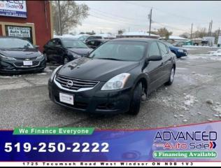 Used 2012 Nissan Altima 2.5 S for sale in Windsor, ON