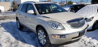 Used 2010 Buick Enclave CXL2*Heat&Cooled Seats*Navi*Drives Like New* for sale in Hamilton, ON