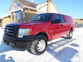 Used 2010 Ford F-150 XL 4X4 Extended Cab 6.5Ft Box 5.4L ONLY 101,000KMs for sale in Rexdale, ON