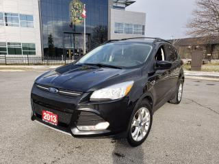 Used 2013 Ford Escape SE, 4WD, Leather, Low km, 3/Y warranty availabl for sale in Toronto, ON
