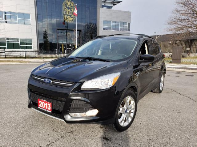 2013 Ford Escape SE, 4WD, Leather, Low km, 3/Y warranty availabl