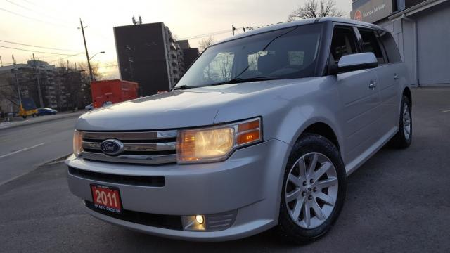2011 Ford Flex AWD, Double roof, 7 Pass, 3/Y Warranty available