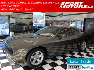 Used 2010 Dodge Challenger SXT 3.6L V6+Touch Screen+Bluetooth+Cruise+XM Radio for sale in London, ON