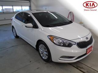 Used 2016 Kia Forte LX+ for sale in Owen Sound, ON