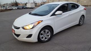 Used 2013 Hyundai Elantra 4 door, Auto,Low Km, 3/Y warranty availabl for sale in Toronto, ON