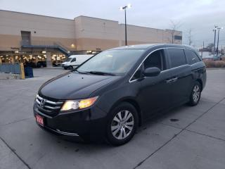 Used 2014 Honda Odyssey EX, 8 Pass, Auto, 3/Y Warranty available. for sale in Toronto, ON