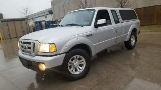 Used 2010 Ford Ranger 4X4, Manual, 4 dr, 3/Year Warranty Available. for sale in Toronto, ON