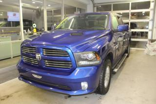 Used 2016 RAM 1500 Cabine multiplaces 4RM, 149 po Sport for sale in Lévis, QC