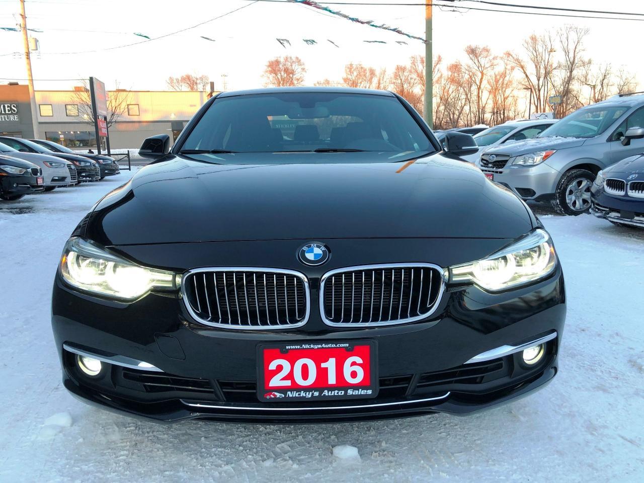 2016 BMW 328i
