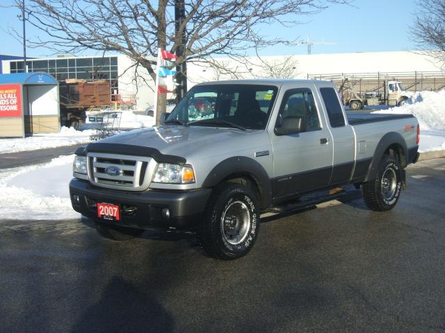 2007 Ford Ranger FX4/Lvl II