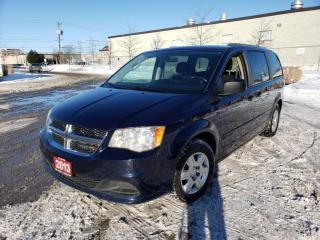 Used 2013 Dodge Grand Caravan Stow$go, DVD, 3/Y Warranty available for sale in Toronto, ON