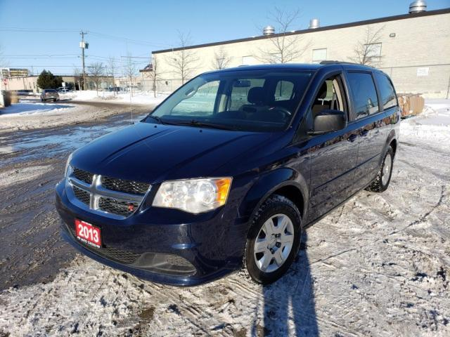 2013 Dodge Grand Caravan Stow$go, DVD, 3/Y Warranty available
