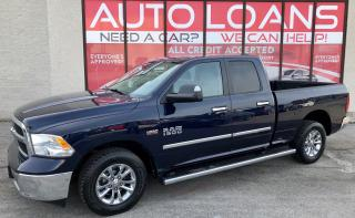 Used 2014 RAM 1500 SLT-ALL CREDIT ACCEPTED for sale in Scarborough, ON