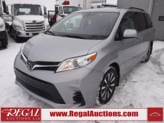 Used 2018 Toyota Sienna LE 4D Wagon 7 Pass AWD 3.5L for sale in Calgary, AB
