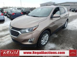 Used 2018 Chevrolet EQUINOX LT 4D UTILITY AWD 1.5L for sale in Calgary, AB