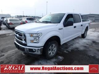 Used 2017 Ford F-150 XLT SUPERCREW LWB 4WD 5.0L for sale in Calgary, AB