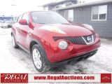 Photo of Red 2012 Nissan JUKE SV 4D UTILITY AWD