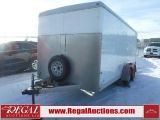 Photo of White 2011 Wells Cargo CW 1622-F02  T/A CARGO TRAILER