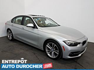 Used 2016 BMW 3 Series 320i xDrive AWD Toit Ouvrant - A/C - Cuir for sale in Laval, QC