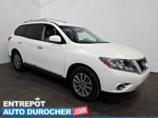 Used 2016 Nissan Pathfinder SL AWD Automatique - A/C - 7 Passagers - Cuir for sale in Laval, QC