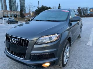 Used 2012 Audi Q7 3.0L TDI Premium Plus NAVIGATION REAR CAM for sale in Concord, ON