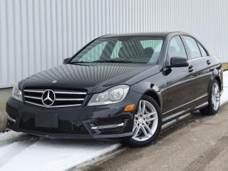 Used 2014 Mercedes-Benz C-Class C300 4Matic|Navi|Sunroof|FINANCING AVAILABLE for sale in Mississauga, ON