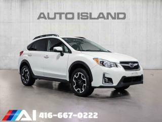 Used 2016 Subaru XV Crosstrek LIMITED AWD NAVIGATION LEATHER SUNROOF BACK UP CAMERA for sale in North York, ON