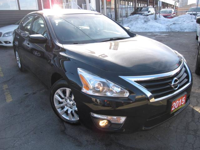 2015 Nissan Altima S 1 OWNER! ACCIDENT FREE!!! REMOTE STARTER | BACK UP CAMERA | KEYLESS ENTRY | PUSH BUTTON START