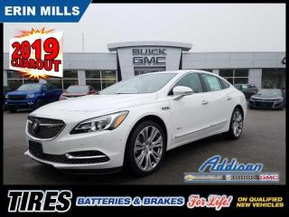 New 2019 Buick LaCrosse Avenir AWD  - Leather Seats for sale in Mississauga, ON
