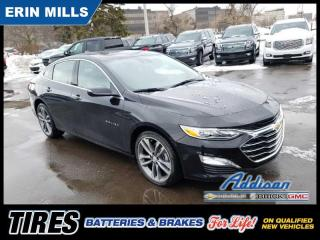 New 2019 Chevrolet Malibu Premier  - Leather Seats for sale in Mississauga, ON