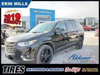 New 2019 Chevrolet Traverse LT  -  1LT Package for sale in Mississauga, ON