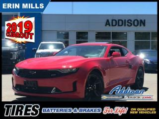 New 2019 Chevrolet Camaro LT  - RS Package - Sunroof for sale in Mississauga, ON