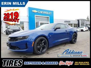 New 2019 Chevrolet Camaro LT for sale in Mississauga, ON