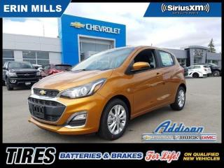 New 2019 Chevrolet Spark 1LT  - Android Auto -  Apple CarPlay for sale in Mississauga, ON