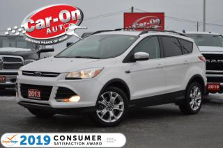 Used 2013 Ford Escape SEL 4WD LEATHER NAV PANO ROOF HTD SEATS LOADED for sale in Ottawa, ON