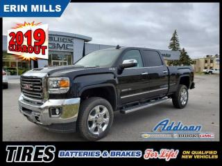 New 2019 GMC Sierra 2500 HD SLT  - Leather Seats - Leather Seats for sale in Mississauga, ON