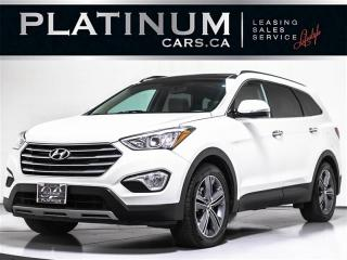 Used 2016 Hyundai Santa Fe LTD AWD, XL, 7 PASSENGER, NAV, PANO, CAM for sale in Toronto, ON