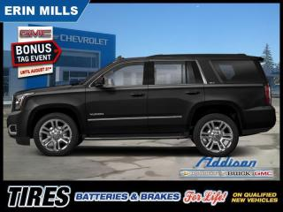 Used 2020 GMC Yukon SLT  - Leather Seats for sale in Mississauga, ON