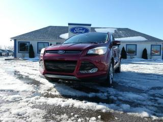 Used 2014 Ford Escape Titanium - SALE PENDING - PANORAMIC ROOF - REMOTE START - NAVIGATION - LEATHER for sale in Essex, ON