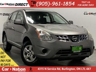 Used 2013 Nissan Rogue S| LOCAL TRADE| ONE PRICE INTEGRITY| for sale in Burlington, ON