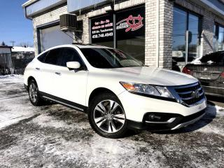 Used 2014 Honda Accord Crosstour 5 portes EX-L HB , 4 roues motrices avec for sale in Longueuil, QC