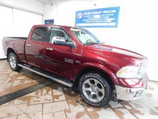 Used 2016 RAM 1500 Laramie LEATHER for sale in Listowel, ON