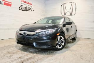 Used 2018 Honda Civic LX 4 PORTES for sale in Blainville, QC